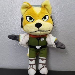 "Star Fox 5"" Plush Doll License by Nintendo"